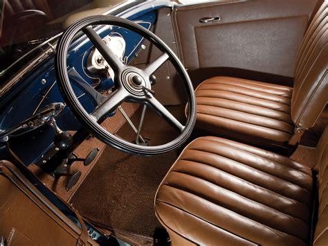 interior pictures 1930 ford model a 2 door phaeton 180b retro interior f