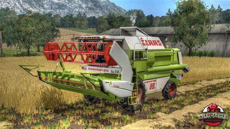 Fs 119 Crop Top Imp Claas Dominator 88s V1 0 Fs17 Farming Simulator 2017 Mod
