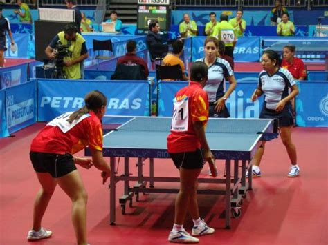 imagenes motivadoras de tenis de mesa al ritmo del deporte ping pong o tenis de mesa