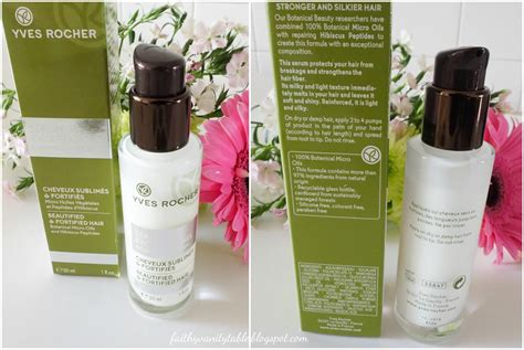 Serum Yves Rocher singapore travel and lifestyle review of