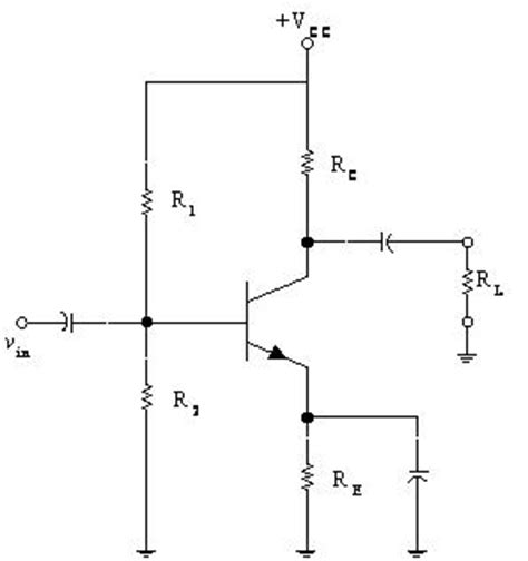 ac signal bypass capacitor electrical engineer dc and ac load line