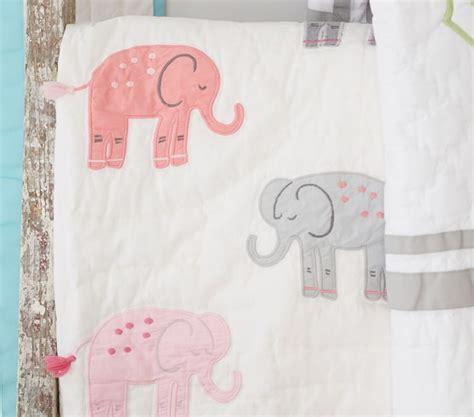 elephant baby bedding for elephant baby bedding pottery barn