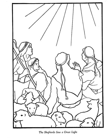 coloring pictures of christmas story nativity coloring page az coloring pages