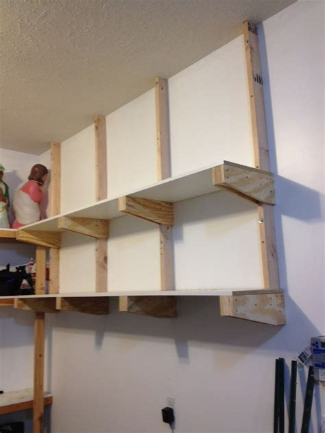 garage shelving designs 104 best garage wall mounted storage images on pinterest