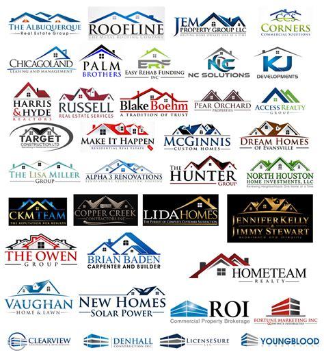 40  Real Estate Construction Logo Designs@Share on constructionlogo design ideas petal