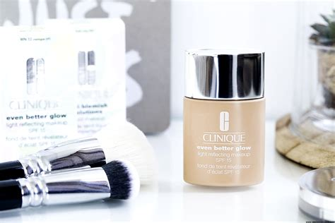 even better clinique test even better glow clinique mon test et avis