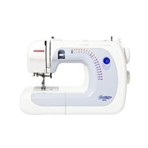 Mesin Jahit Janome Harmony 4045lx sell sewing machine janome harmony 4045lx