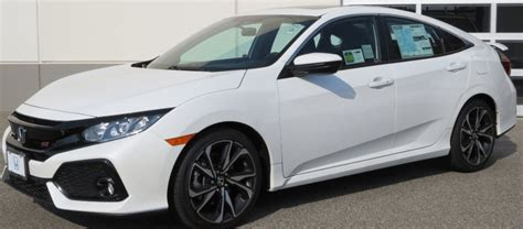 Honda Si 2020 by Honda Civic Si 2020 Price Specs Interior Honda Engine News