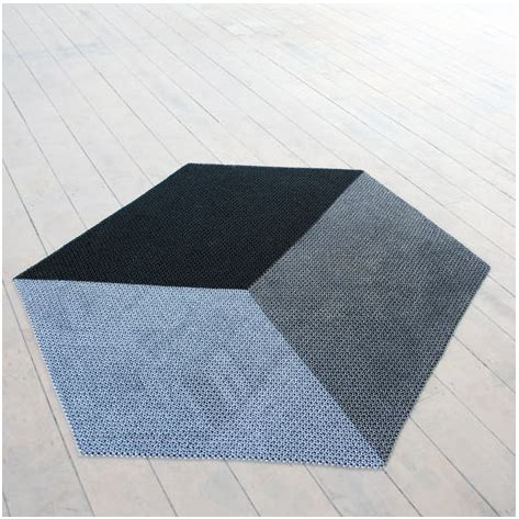 rug mail philippe malouin and the chain mail rug cover magazine carpets textiles for modern interiors
