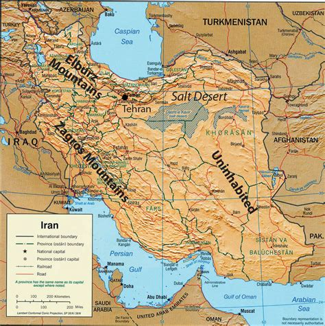 middle east map elburz mountains 8 6 iraq turkey and iran world regional geography