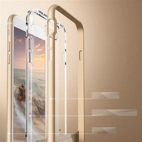 Verus Bumper For Iphone 7 Plus verus bumper skal till apple iphone 7 plus gold