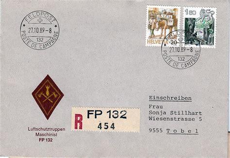 Laufzeit Brief Schweiz Deutschland Philaseiten De Einschreibezettel Mit Und Ohne Stempel Weltweit