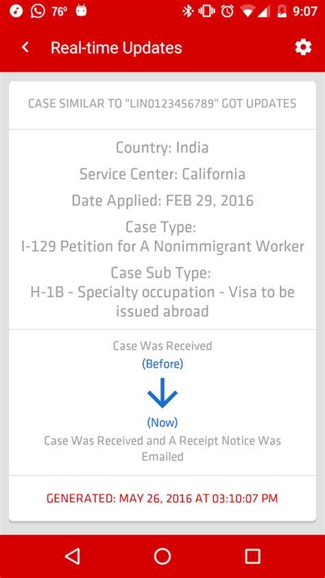 uscis status uscis status android apps on play