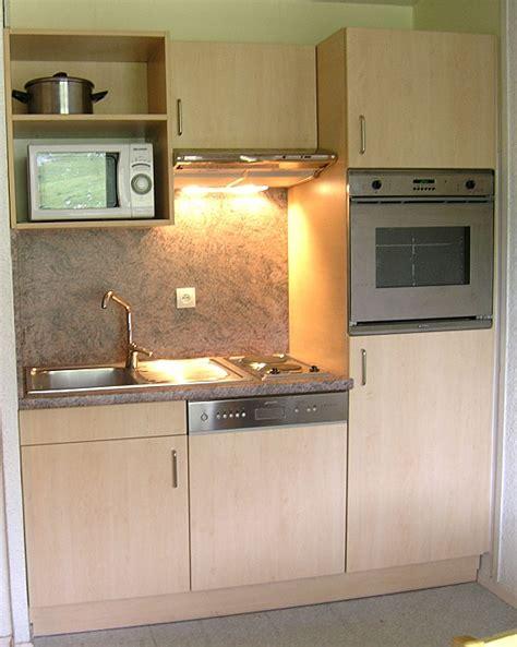 cuisine kitchenette contemporaine kitchenette