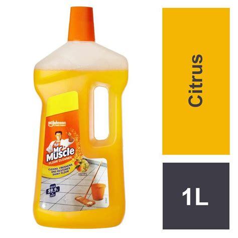 muscle citrus floor cleaner buy  muscle citrus floor cleaner    price dmart