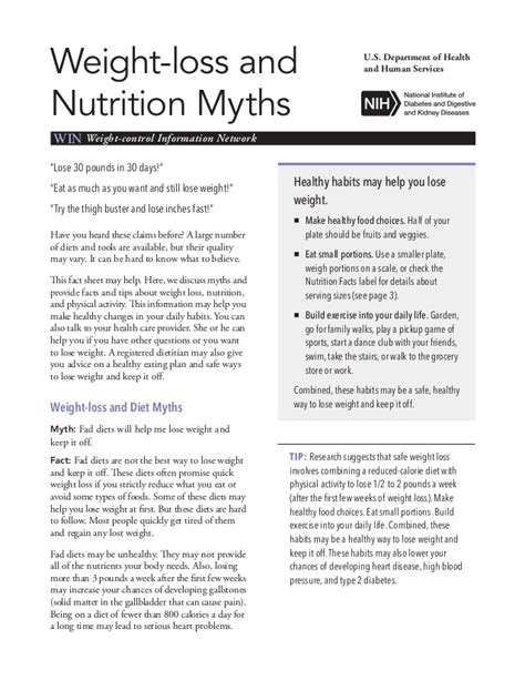 Weight Loss Advice And More From Jen by Weight Loss Tips Facts And Myths About Weight Loss And