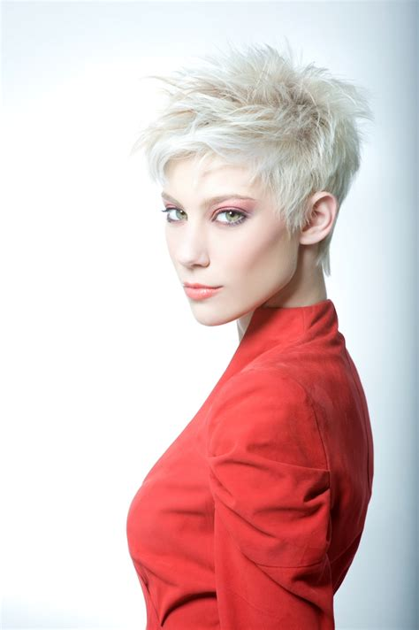 short white hair hair color ideas for short hair short hairstyles 2016