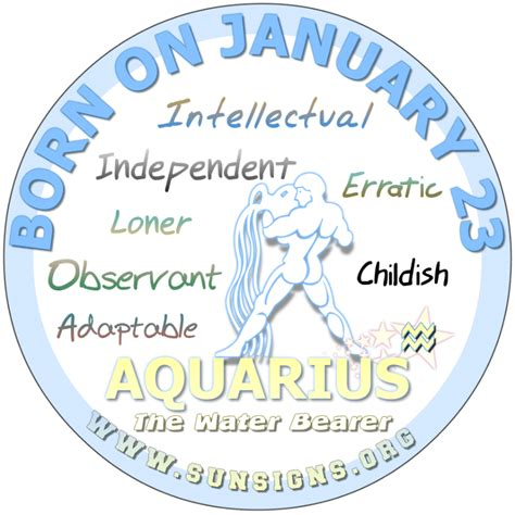 january birthday horoscope astrology in pictures sun signs