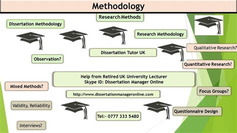 Research Methodology For Dissertation by Dissertation Research Methods And Methodology