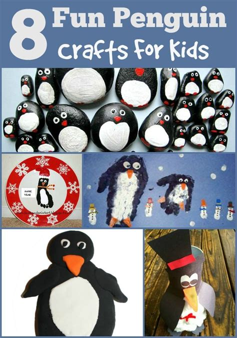 Penguin Craft Based On 365 Penguins Jdaniel4s - the 97 best images about penguin activities for on