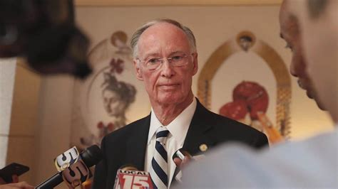 Govenor Bentley Ethics Report Filed Against Alabama Governor Accused Of