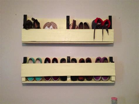 wall storage for shoes white wall mounted shoe rack pinteres