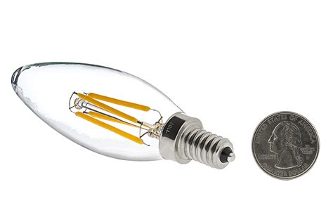 Filament Led L by B10 Led Filament Bulb 35 Watt Equivalent Led