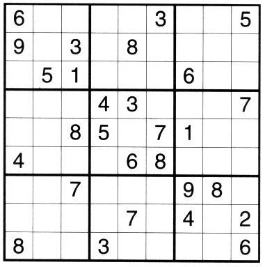 printable number sudoku image gallery sudoku chart