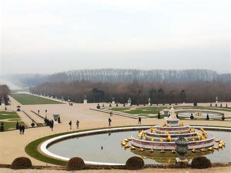 Qui A Cree Les Jardins De Versailles