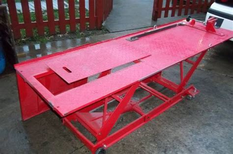motorcycle lift table for sale motorcycle 1000 lb lift table for sale in parma ohio