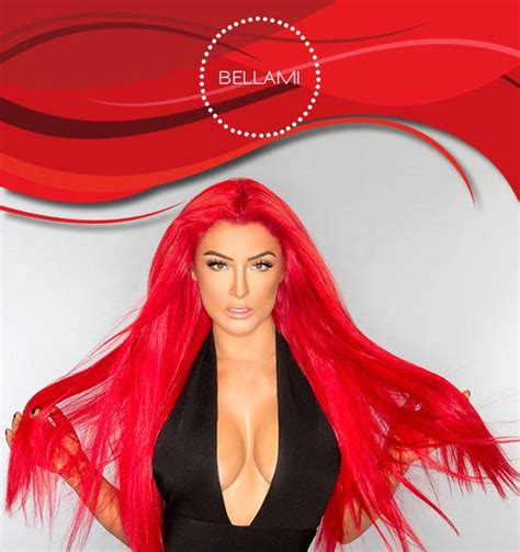 is eva marie doing hair extensions with bellami hair eva marie hair extensions hairstylegalleries com