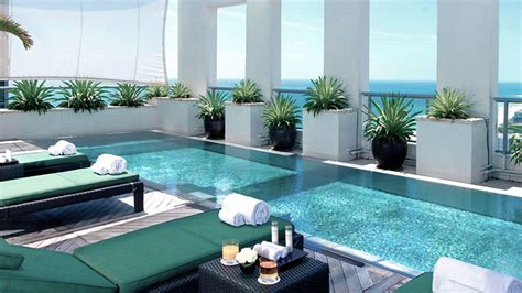 best hotels miami best oceanfront hotels in miami south