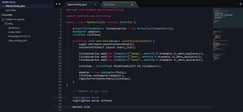 sublime text 3 select theme monokai cobalt for sublime text by felipetiza on deviantart