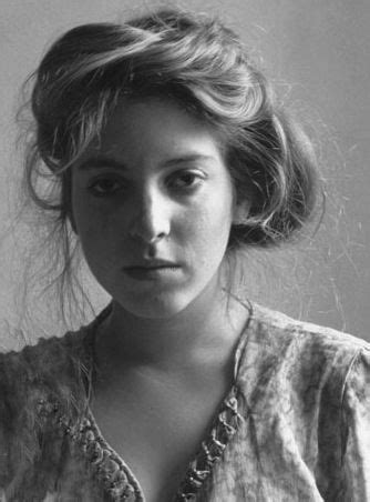 francesca woodman self portrait. brilliant photographer
