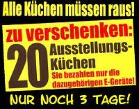 küchenbörse berlin g 252 nstige k 252 chen ausstellungsk 252 chen rheumri