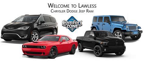 Lawless Chrysler Jeep Dodge Lawless Chrysler Dodge Jeep Ram Dealer Woburn Ma