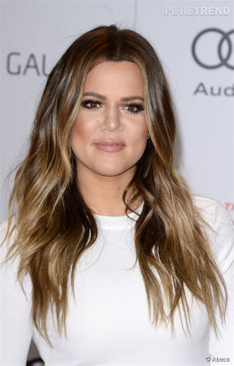 coloration écaille de tortue khloe kardashian a adopt 233 la coloration 233 caille de tortue