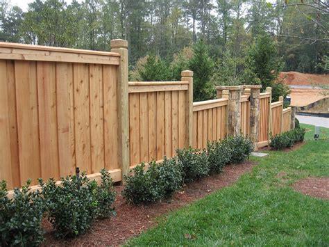 design a fence custom fence design