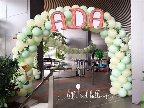 leading balloon decorator balloon singapore