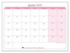 Calendrier Gratuit 2017 Calendrier Juillet 2017 224 Imprimer Gratuit Calendrier