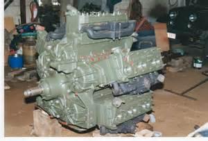 Chrysler Multibank Engine School Guns Chrysler A57 Tank Engine