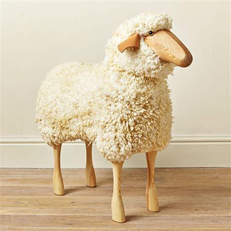 wooden sheep stool kilvertmary kilvert