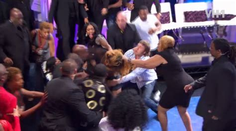 love and hip hop atlanta reunion fight and twitter drama l hha producers warn cast to curb ratchetness or else