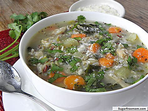 crockpot kale crock pot turkey kale rice soup