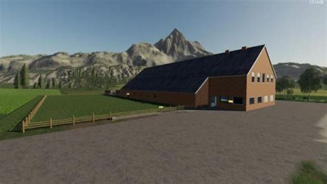 fs yard  cowshed  willow beta farming simulator    mods fs   mods