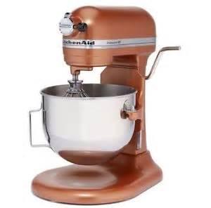 kitchenaid stand mixer 475 w 5 quart kg25hoxce copper