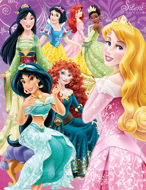 disney princess a magical disney princesses magical dreams by silentmermaid21 on