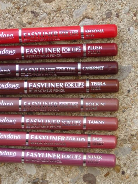 Lip Liner 25 best ideas about jordana lip liner on nyx