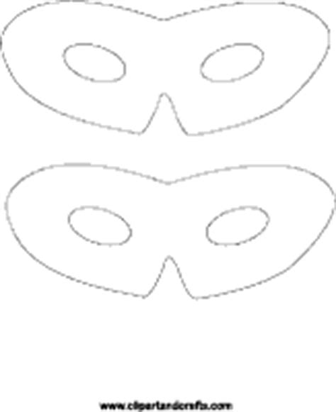 free printable zorro mask eye mask coloring page or pattern