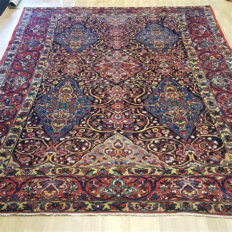 teppich verkauf teppich isfahan simple bachtiari antik x cm persien wolle